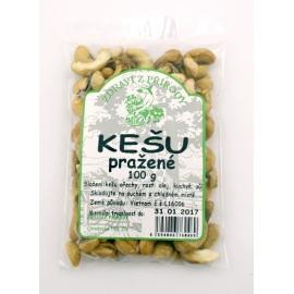 Kešu ořechy pražené 100g