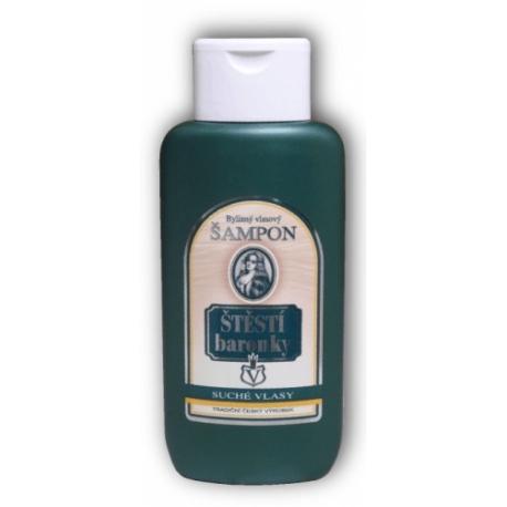 Vlasový šampón pro suché vlasy 300ml