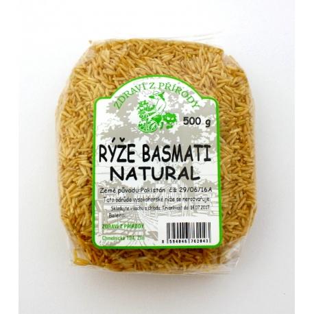 Rýže Basmati natural 500g