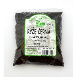 Rýže černá natural 200g