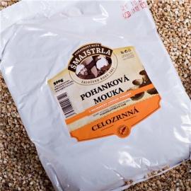 Pohanková mouka celozrnná 500 g