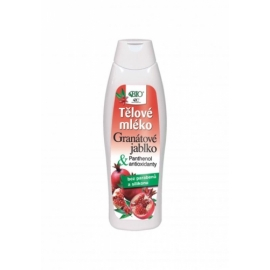 Tělové mléko GRANÁTOVÉ JABLKO s antioxidanty 500ml