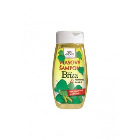 Vlasový šampon BŘÍZA 250 ml
