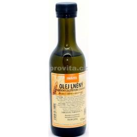 Olej lněný lisovaný za studena Provita 175ml