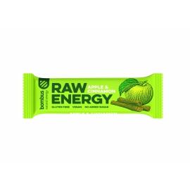 Bombus raw energy tyčinka APPLE & CINNAMON 50g