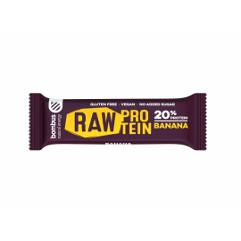 Bombus raw energy tyčinka BANANA 50g