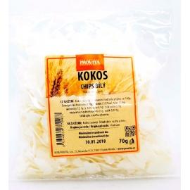 Kokos chips bílý Provita 70g