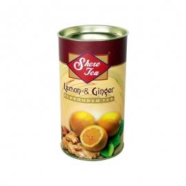 Sypaný černý čaj Lemon & Ginger Shere Tea 120g