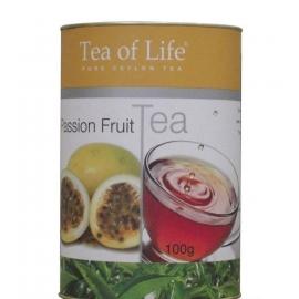 Zelený čaj mučenka Tea of Life 100g