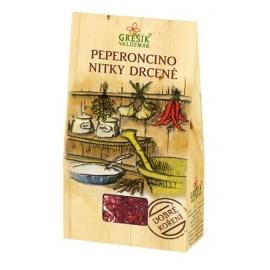 Peperoncino nitky drcené Grešík 3g