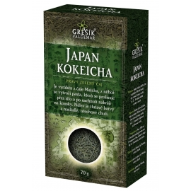 Japan Kokeicha zelený čaj Grešík 70g