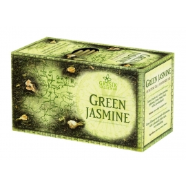 Green Jasmine zelený čaj Grešík 40g