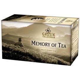 Memory of Tea černý čaj Grešík 36g