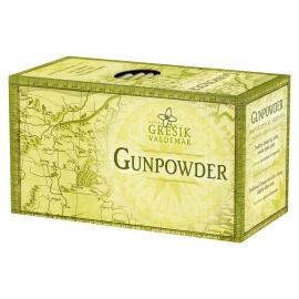 Gunpowder zelený čaj Grešík 40g