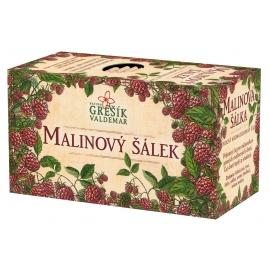 Malinový šálek ovocný čaj Grešík 40g