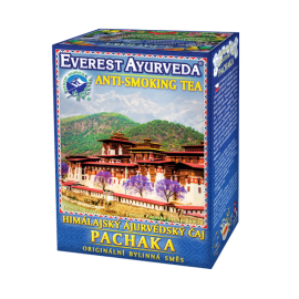 PACHAKA Himalájský Ájurvédský bylinný čaj 100g
