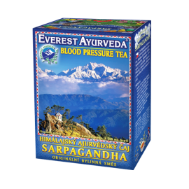 SARPAGANDHA Himalájský Ájurvédský bylinný čaj 100g