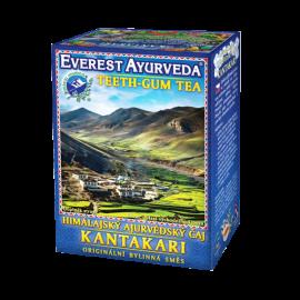 KANTAKARI Himalájský Ájurvédský bylinný čaj 100g