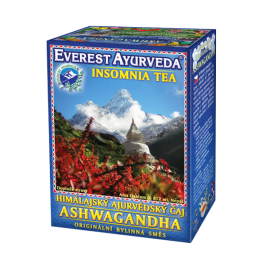 ASHWAGANDHA Himalájský Ájurvédský bylinný čaj 100g