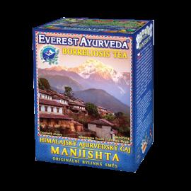MANJISHTA Himalájský Ájurvédský bylinný čaj 100g
