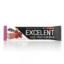Excelent Protein Bar černý rybíz s brusinkami Nutrend 40g