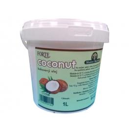 Forte Coconut kokosový olej Master Martini 1l