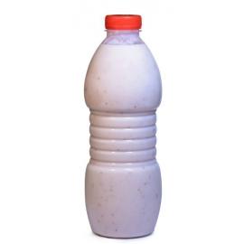 Probiotický jogurtový nápoj Francimel jahoda 1l