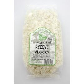Rýžové vločky instantní 300g
