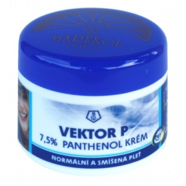 VEKTOR P 7.5% panthenol krém 50ml