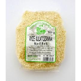 Rýže kulatozrnná bílá 500g