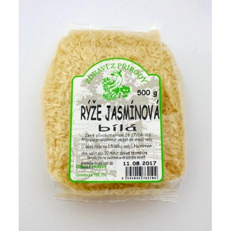 Rýže Jasmínová bílá 500g