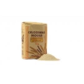 Celozrnná mouka pšeničná graham 1kg