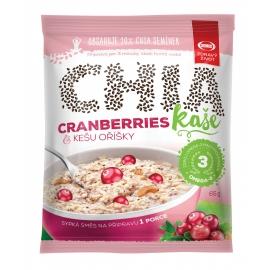 Chia kaše cranberries a kešu oříšky Semix 65g