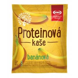 Proteinová kaše banánová Semix 65g