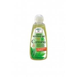 Regenerační zklidňující sprchový gel CANNABIS 260 ml