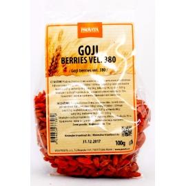 Goji berries, vel. 380, Provita 100g