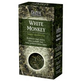 White Monkey zelený čaj Grešík 50g