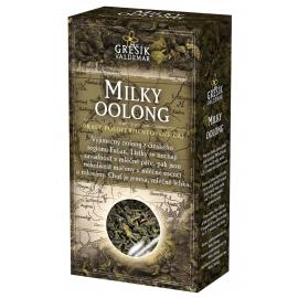 Milky Oolong polofermentovaný čaj Grešík 50g