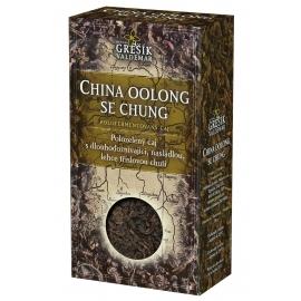 China Oolong Se Chung polofermentovaný čaj Grešík 70g