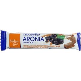 Aronie celozrnné sušenky Nature Line 65 g