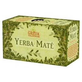 Yerba Maté bylinný čaj Grešík 30g