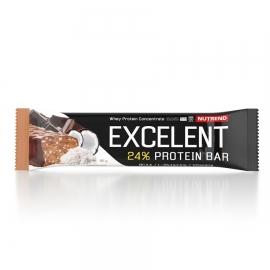 Excelent Protein Bar čokoláda + kokos Nutrend 40g