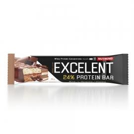 Excelent Protein Bar čokoláda + nugát s brusinkami Nutrend 40g