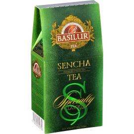 Sencha green čaj zelený Basilur 100g
