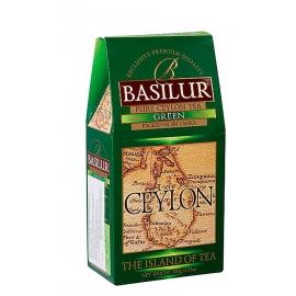 Island of Tea Pure Ceylon Green čaj zelený Basilur 100g