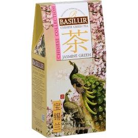 Chinese Jasmine Green čaj zelený Basilur 100g
