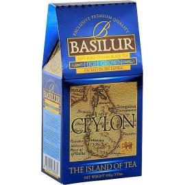 Island of Tea High Grown Ceylon Black čaj černý Basilur 100g
