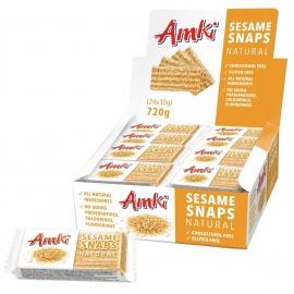Sezamky Amki přírodní Agros 30g