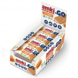 Sezamky AMKI TO GO s medem Unitop 22,5g - 16ks
