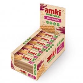 Sezamky AMKI SUPERFOODS s amarantem Unitop 33g - 9ks